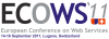 9th IEEE European Conference on Web Services (ECOWS 2011)