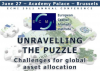 2011 ECMI Annual Conference - Challenges for Global Asset Allocation