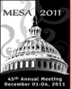 Middle East Studies Association 45th Annual Meeting