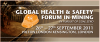 Global Health & Safety Forum in Mining