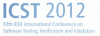 Fifth International Conference on Software Testing, Verification and Validation - ICST 2012