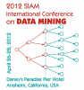2012 SIAM International Conference on Data Mining - SDM12