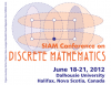 SIAM Conference on Discrete Mathematics - DM12