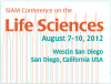 SIAM Conference on the Life Sciences - LS12