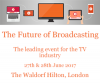 The Future of Broadcasting, London, 2017