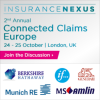 Connected Claims Europe 2017, London, UK