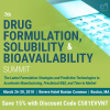 7th Drug Formulation, Solubility and Bioavailability