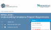HIPAA 2018 - Understanding Compliance Program Requirements 2018