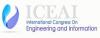 2013 International Congress on Engineering and Information