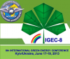 8-th International Green Energy Conference