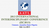 2013 International Interdisciplinary Conference